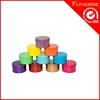 Small Round Full Color Tin Boxes