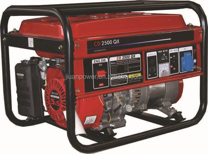 Single Cylinder power fabricage generador electrico diesel silent small air cool portable generator 3kw