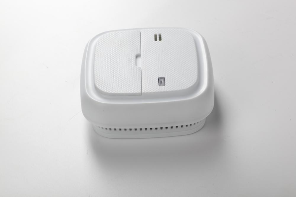 Free Sample Fire Alarm Wifi Cigarette Smoke Detector For Smart Home Security