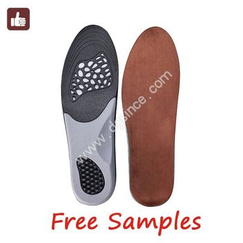 alibaba china titan gel silicone sport insoles orthotic arch support