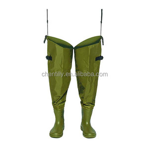 70D nylon 100% Waterproof Hunting pants neoprene chest waders