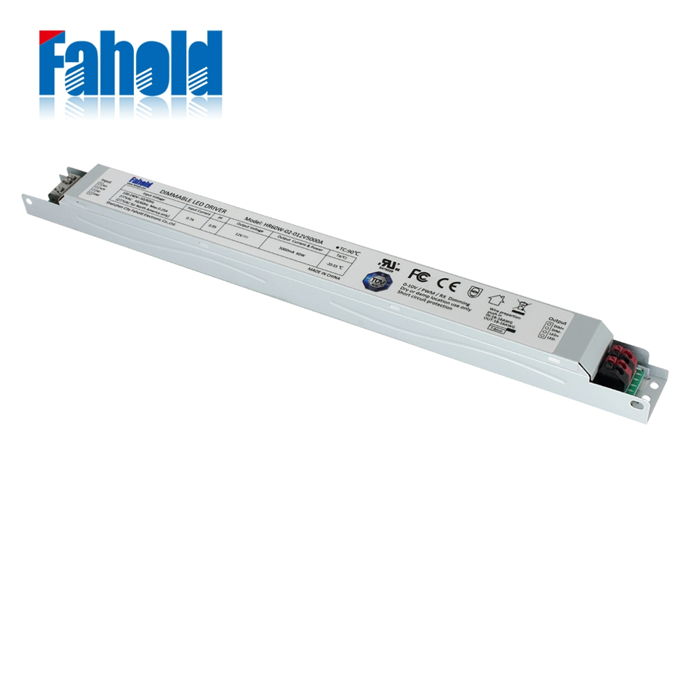 Led Driver 12v 100w 60w 5a Constant Current Ultra Slim Drive 7 High Efficiency White Flashlight Panel Light Buy 12vpwm Dimmable Driverzhongxinyuan