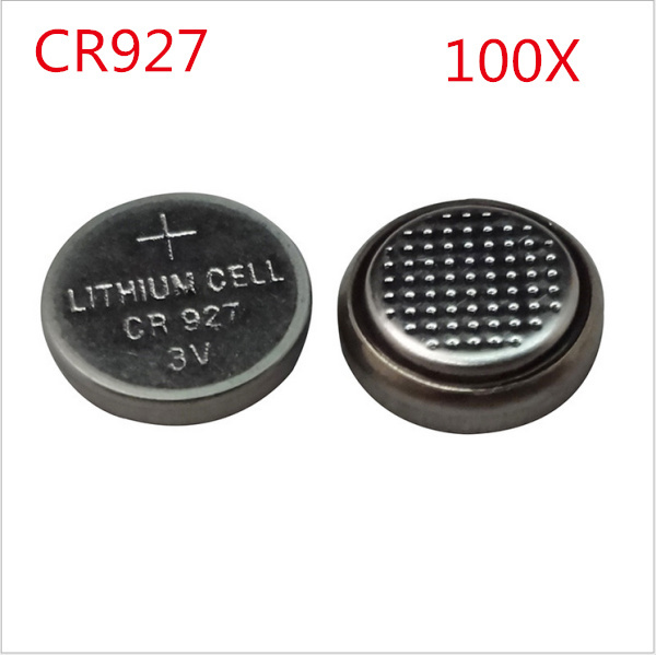 3 В 35 мАч лития CR927 Cr 927 Dl927 Ecr927 5011l Br927 Lm927 5011lc Kcr927 монет элемент питания акку для часы