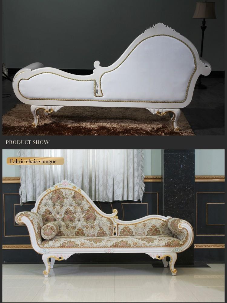 Italian Classic Design Furniture-made In China Classic Chaise Lounge ...