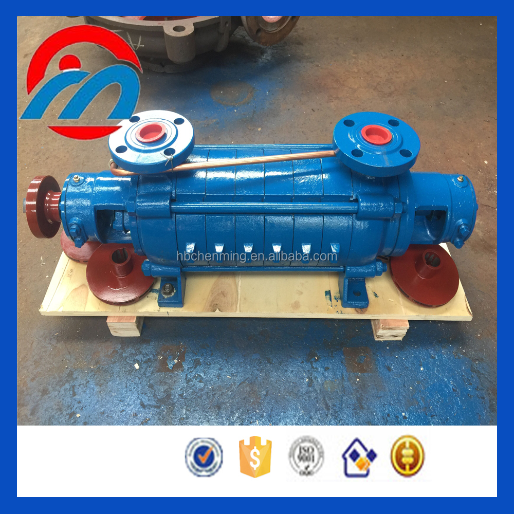 GC industrial long distance horizontal water circulating pump Chen Ming