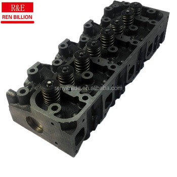 High quality good price truck cylinder head for isuzu 4JG2 diesel engine