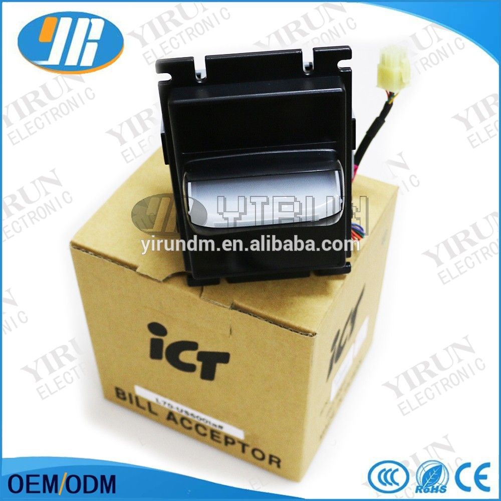 2019 Hot Sell Ict L70 Bill Acceptor For Vending Machine - Buy Hot Sell Ict  L70 Bill Acceptor For Vending Machine,Ict Bill