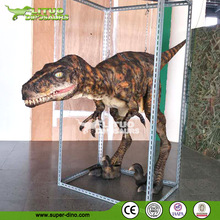 Hot Adult Walking Velociraptor Dinosaur Costume