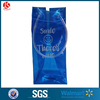 2016 printing wine bag with handle,plastic wine bag for packaging