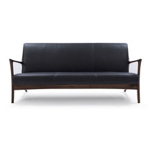 ZARA low profile tasteful furniture Sharp sofa luxury exclusive sofas luxury furniture sofa classic design wooden