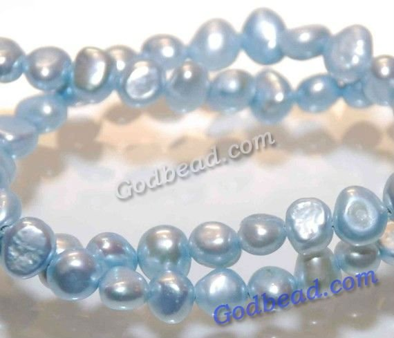 Y52 lovely beautiful Nature freshwater pearls loose beads smooth on both side round rice potao pearls 16'' length