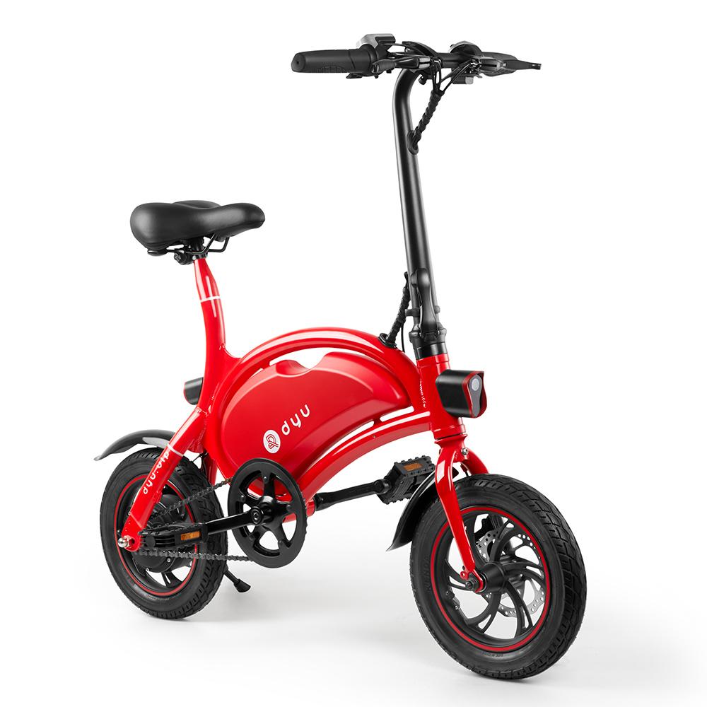 43ed294803f DYU D2 Folding electric bike with smart APP, View Folding bike, DYU Product  Details from Zhengzhou F-Wheel Industrial Co., Ltd. on Alibaba.com