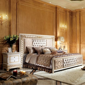 Yb62 2 European Style Neoclassic Double Bedwholesale French Fancy Design Bedroom Furniture Sets Buy French Antique Bedroom Furniture Setsroyal