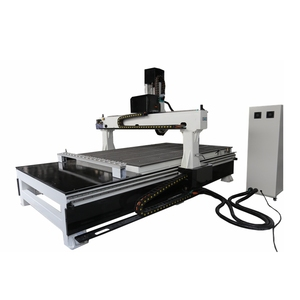 Japan Shimpo Gear Reducer 3Axis Atc Cnc Wood Sculpture Carving Machine