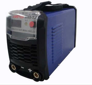 Inverter Welder MMA-200 AC DC housing CE Plastic Inverter Welder