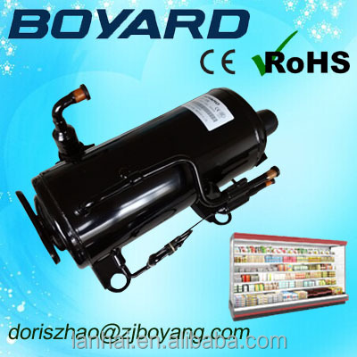 boyard r404a r448a r449a zel refrigeration compressor replace SC12CL for mobile refrigerated boxes freezer
