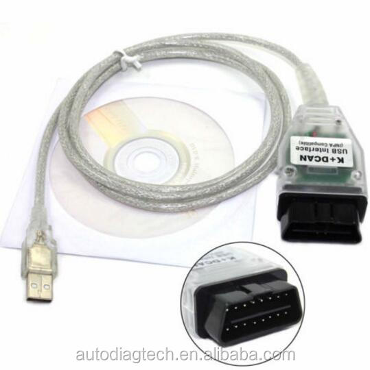 Professional Inpa Ediabas K+ Dcan Usb Interface Obd2 Diagnostic Tool Cable  Obd2 Interface - Buy Inpa Cable,Inpa Windows 7,Npa K+dcan Product on