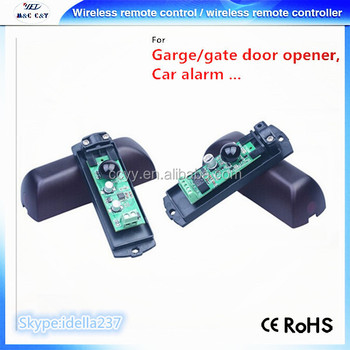 Factory Price Wireless 12V-24V Infrared Gate Photocell Sensor for Automatic Doors