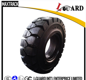 China Cheap Solid Forklift Tire 28X9-15