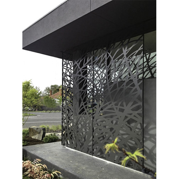 Decorative Aluminum Walls Partition Panels Outdoor