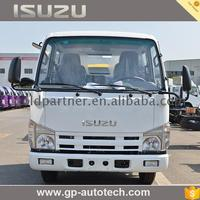 High performance Isuzu cargo truck with double cab ISUZU brand Double commercial van manufactures