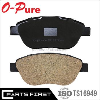 guangzhou wholesale brake pads high quality car auto parts break
