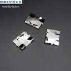 stainless steel parts precision sheet metal bending pressing