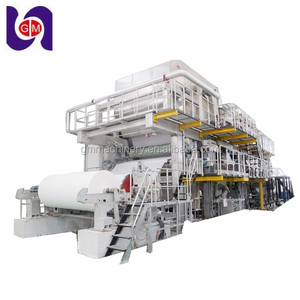 automatic a4 copy paper product making machinery, notebook paper recycled a4 paper making machine manufacturer