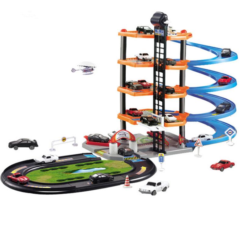 Car Track Toys 116