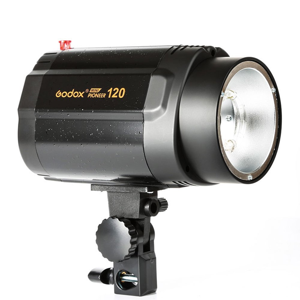 Yunchenghe 160 160W Photography Studio Vide Camcorder Strobe Flash Speed Light