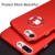 Luxury Original Silicone Soft TPU Phone Back Cover With Metal Camera Hole Mobile Phone Case for Iphone 7 Plus