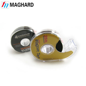 30m*19*0.3mm with gluewater magnetic stripe tape strong magnetic tape