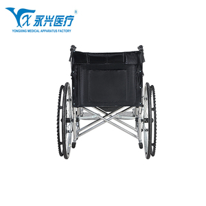 Metal hospital adjustable footrest wheelchair medical bike used portable electric