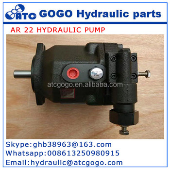 Yuken Ar Series Of Ar16,Ar22 Variable Displacement Hydraulic Piston Pump -  Buy Yuken Ar Series Of Ar16 Ar22 Variable Displacement Hydraulic Piston