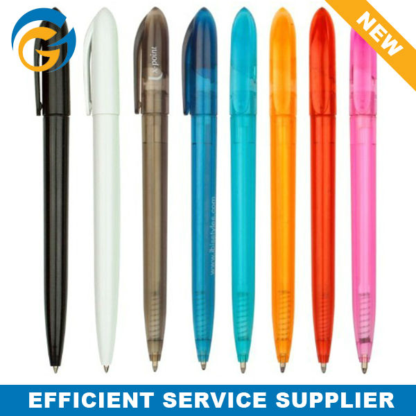 Cheapest Colorful Promotion Ball Pen in Stock