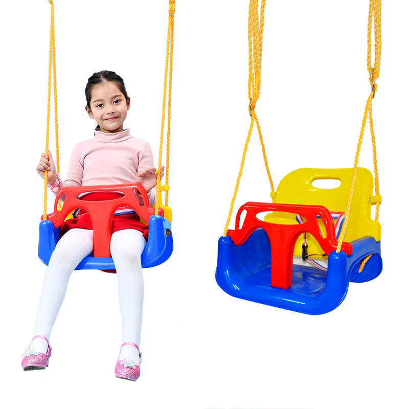 playground adult garden <strong>Outdoor</strong> swing set <strong>kids</strong> lovely children plastic swing <strong>toy</strong>