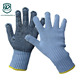 Ladies Dotted Garden Yard Hand Work Glove/Jersey Cotton Hand Safety Work Gloves/Cycling Gloves