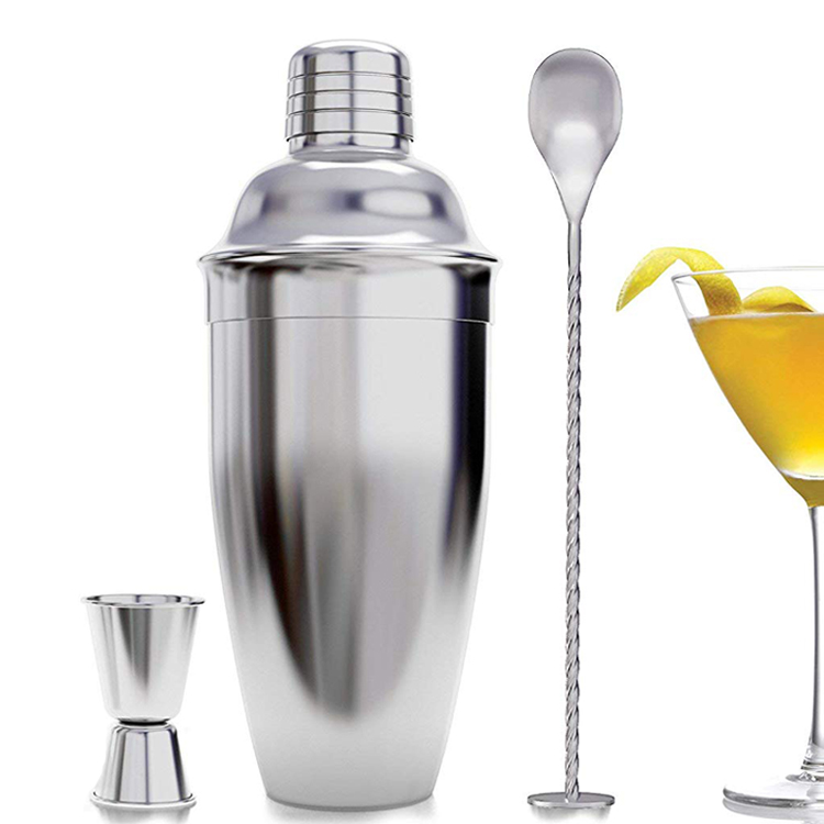 Premium Stainless Steel Cocktail Shaker For Bar or Party