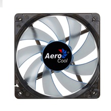 Aerocool 120mm Case Cooling Fan PC Fan 120 MM With Silicone Rubber Screws 12cm Computer Silent Fan Simple Version