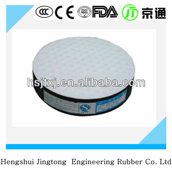 Jintong general plate bridge rubber bearing