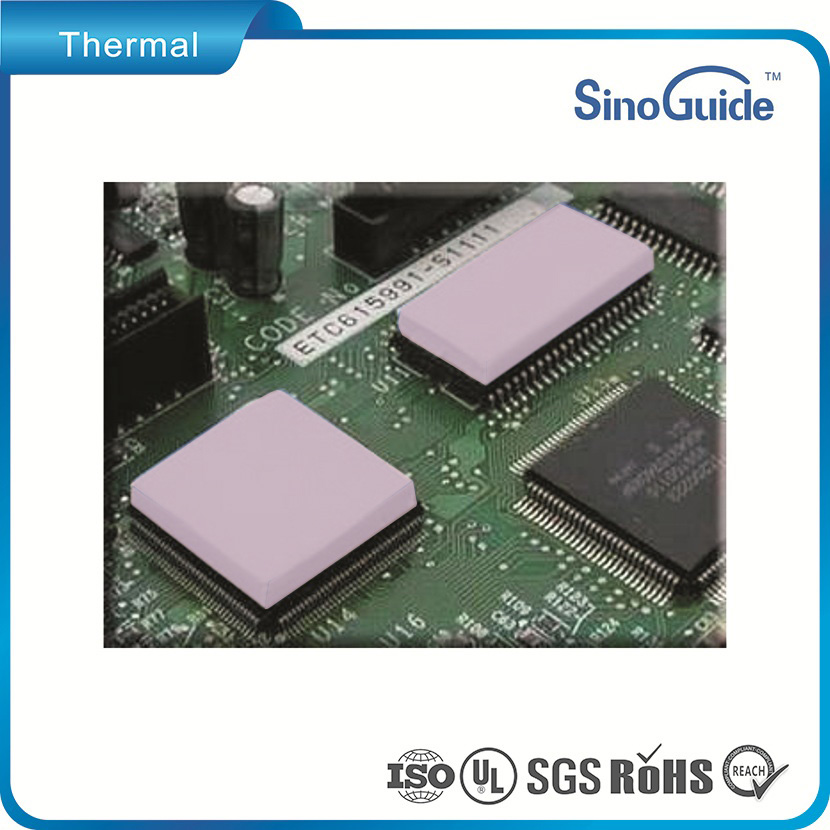 TCP1200 Series Thermal Interface Pad Conductive Silicone Gap Pad