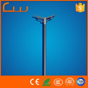 3m-10m Height Street Light Pole According To Foundation Design ...