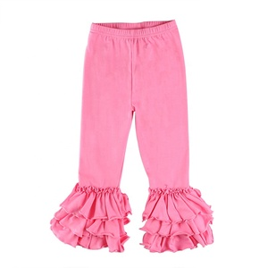 22450f7a8c53f Wholesale Girls Ruffle Leggings, Suppliers & Manufacturers - Alibaba