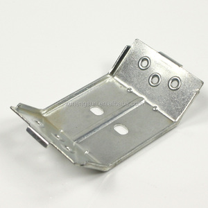 Customized OEM Made By Drawing Fabrication Anodized Zinc Plated Galvanized Polishing Punching Metal Bracket