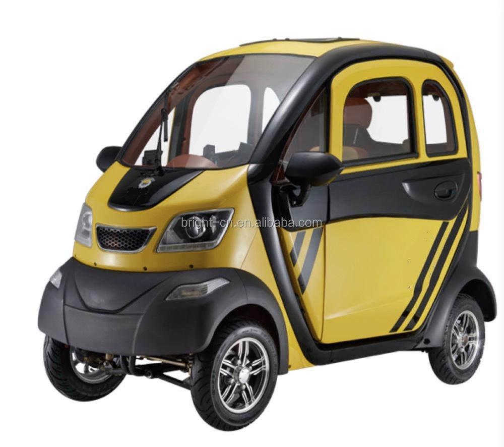 Hot 60v 1200w 4 Four Wheel Electric Car Drive