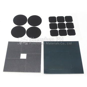 Soft type customized ferrite shield material for wireless charging  transmitter, View magnetic shielding of wireless charging transmitter, SZPH  Product
