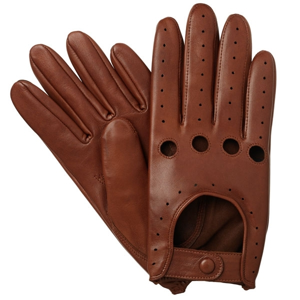 good quality driving mens leather gloves