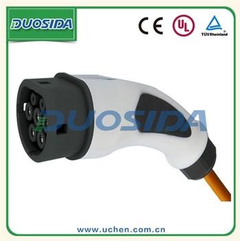 Dostar Ev Vehicle Charging Connector 7 Pin Iec 62196 2 Plug