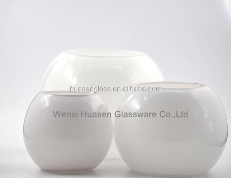 Round Bulk Wholesale Vases Ball Shaped Glass Vase Buy Ball Glass