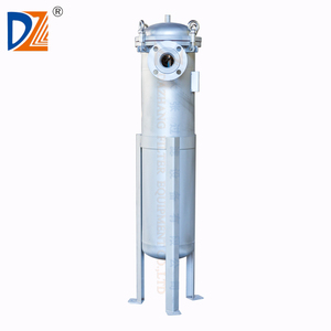 Bag Filter Housing Equipment Used in Food Industry